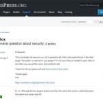 WordPressプラグイン「Easy FancyBox」の脆弱性